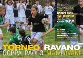 Progetto RUGBYFIRST - SAVONA RUGBY